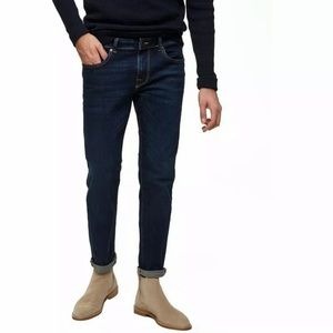 SELECTED Homme 1003 Leon Low Rise Slim Fit Jeans